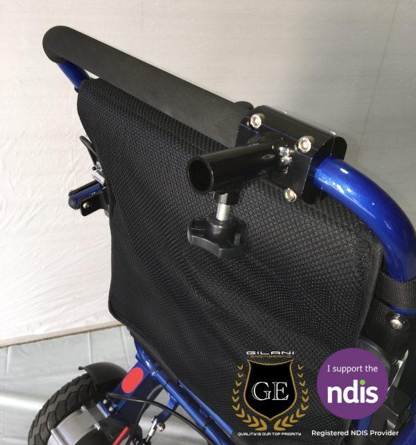 Wheelchair Carer Operated/Controller Joystick Bracket