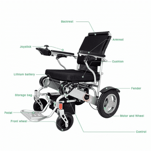 GED09 wheelchair for sale
