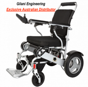 D09 foldable Lightweight Air travel Approve Electric wheelchair