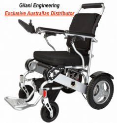Foldable Electric Wheelchair Australia