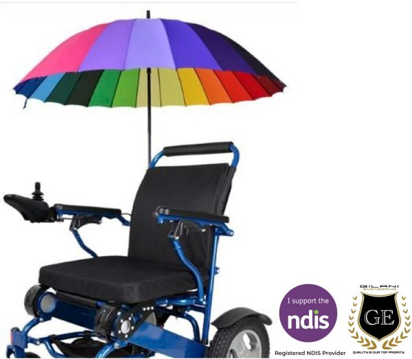 Electrical/Manual Wheelchair & Mobility Scooter Umbrella Stand