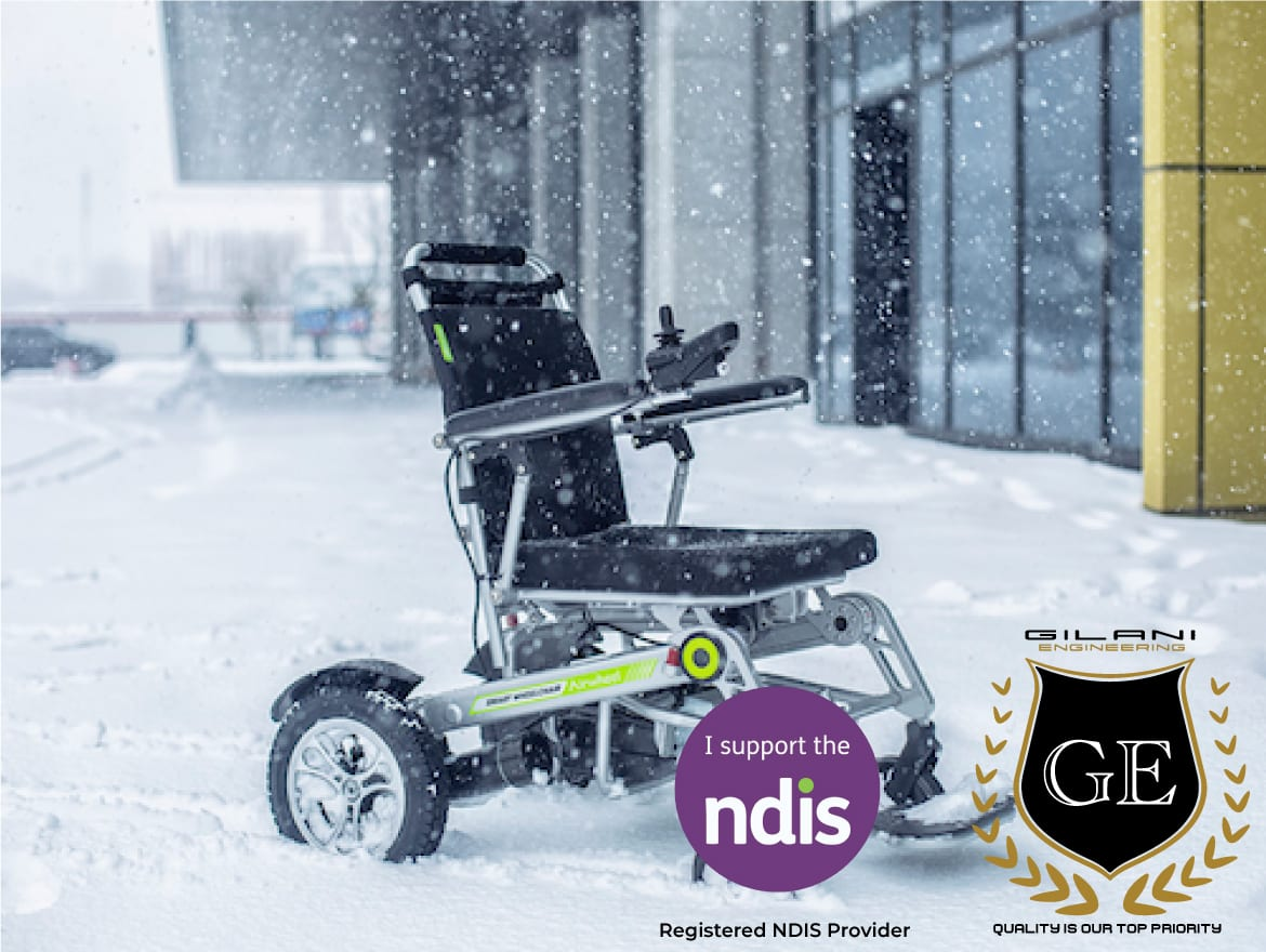 H3S Fully-automatic Folding Travel Electric Wheelchair (with easy to use smart app control
