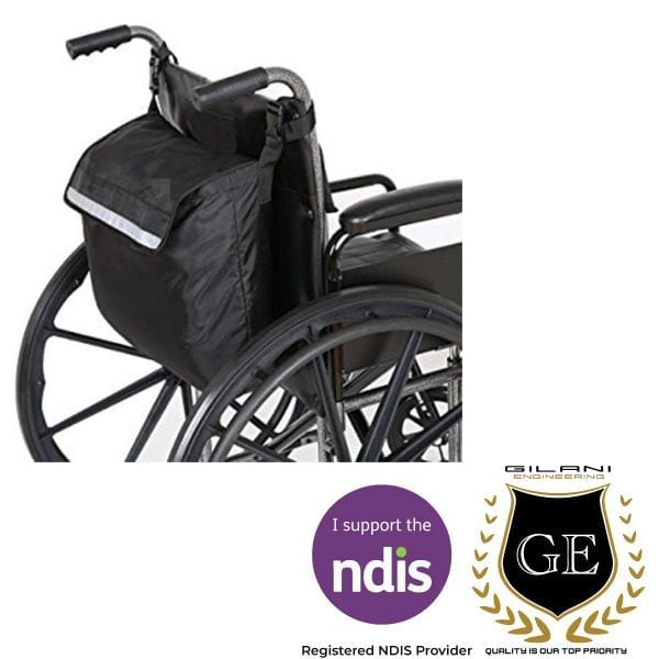 Mobility Scooter and Wheelchair Backpack