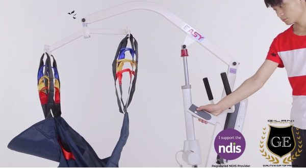 Patient hoist Lifter lifting for aged care, disability and Hospital