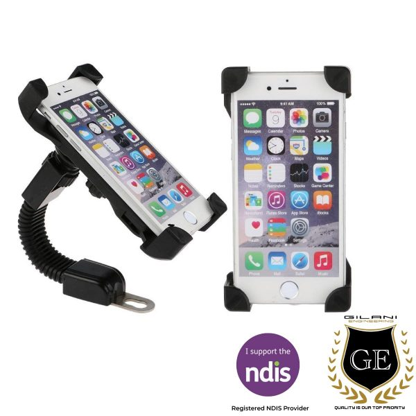 Practical Phone and Mini Ipad Holder