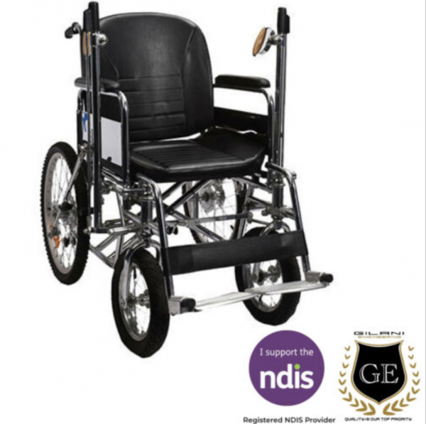 Exercise Manual Wheelchair heavy Duty free delivery to All Australia