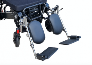 Leg Rest Support For Foldable electric wheelchair fits GED09 and GED05
