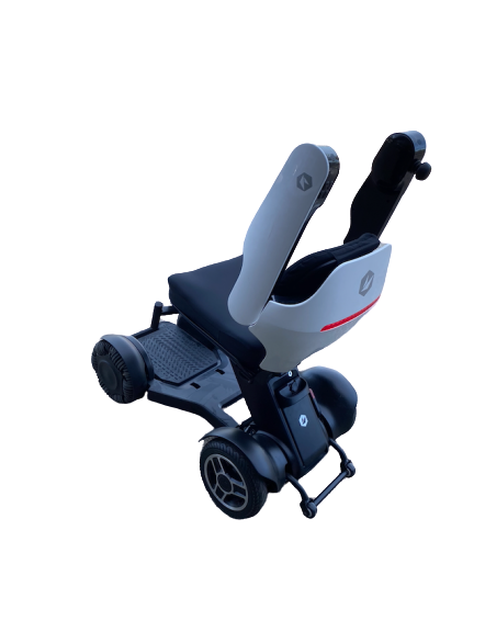 IGET1 Electric Wheelchair Scooter with Omnidirectional Wheels