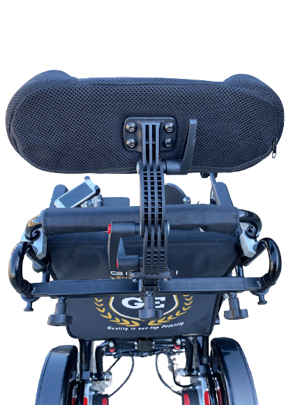 Detachable Adjustable Headrest support