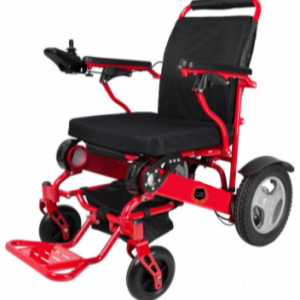 Medicare Australia GED09RED Electric wheelchair is outstanding mobility chair for indoor and outdoor