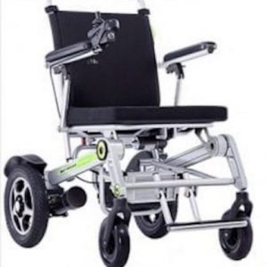 Shop Electric Automatic Wheelchairs H3S Air Wheel Auto Folding Electric Wheelchair fully automatic with smart app and remote control