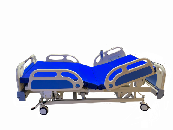 Fully Adjustable Electric Single bed with 5 setting for home care and hospitals