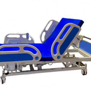 Fully Adjustable Electric Single bed with 5 setting for home care and hospitals hospital bed