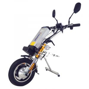 Attachable Electric HandcycleGEWP-03 with Super Power Motor- For Sale- Gilani Engineering