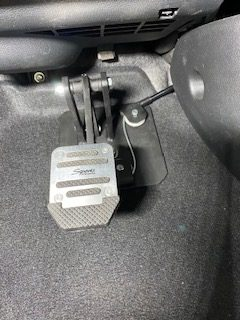 Dual Control Pedals for Driving Instructors Made and Developed by GILANI ENGINEERING