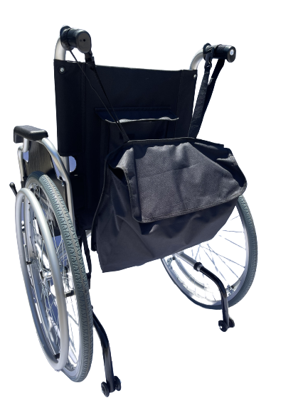 Back Pack Storage For Wheelchairs/Scooters/Prams Gilani Engineering