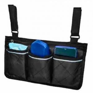 Side Multifunctional Armrest Organiser Bag
