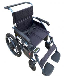 Multipurpose Foldable Self Propelled Manual Wheelchair