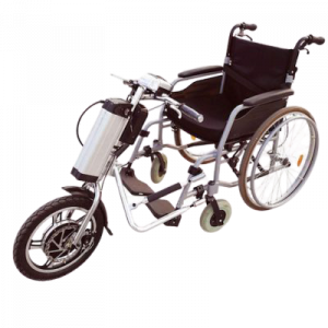 attachable electric Handcycle