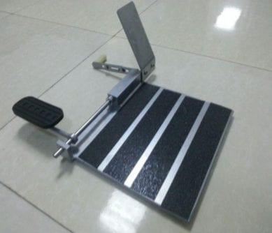 Left Foot Accelerator Flip Up model GELF02 GILANI ENGINEERING