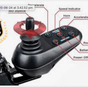joystick diagram
