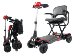Auto Folding Electric mobility Smart Scooter