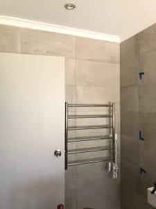 Bathroom stand