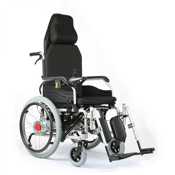 Recliner wheelchair