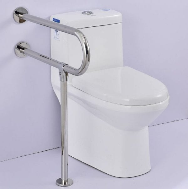 commode Grabrail fitting