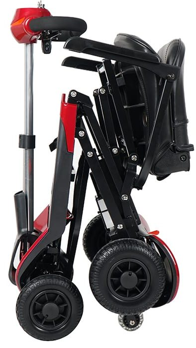 Auto Folding Electric Scooter portable mobility scooter
