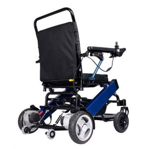 ultra light heavy duty electric wheelchair