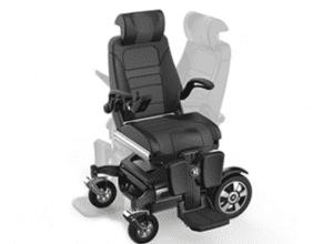 Vertical Lift Electric Wheelchair