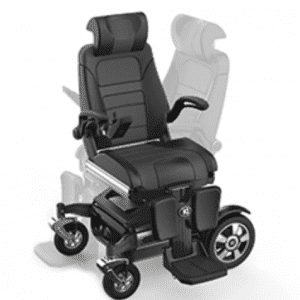 Vertical Lift Electric Wheelchair