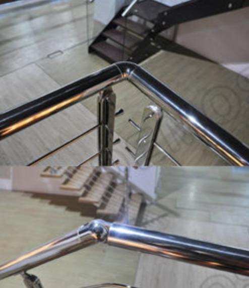 Staircase rails