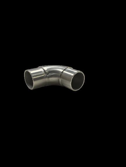 90 Degree Stainless Steel Corner Tube Joiner Balustrade Handrail Fittings