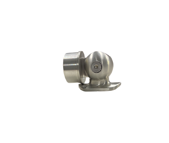 Adjustable Angle Grab Rail Stainless Steel Joint