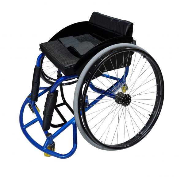 Foldable Heavy Duty Wheelchair