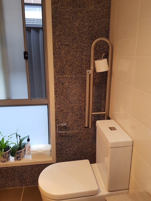 Grab Rails for Disability in Bathroom Australia Wide