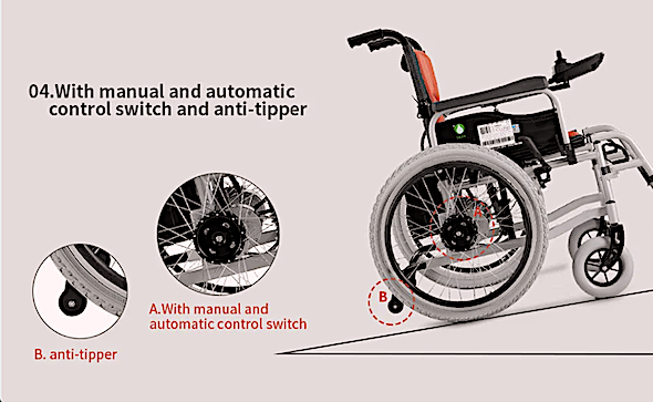Electric Mobility Wheelchair for sale best price free delivery