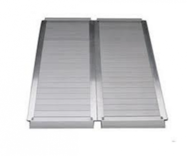 Lightweight heavy duty portable ramps for wheelchairs for sale