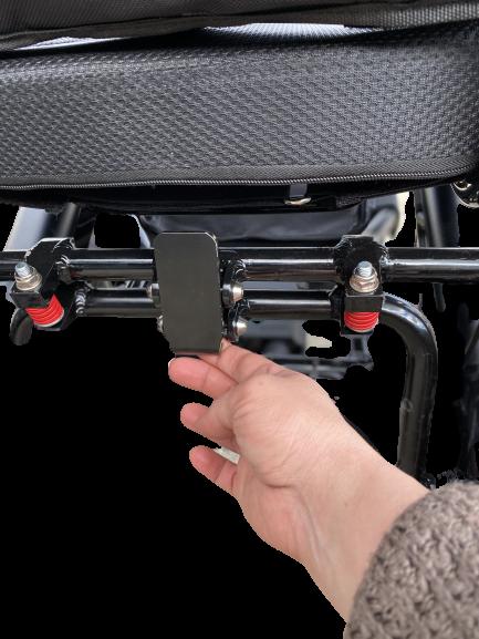 Wheelchair details 2