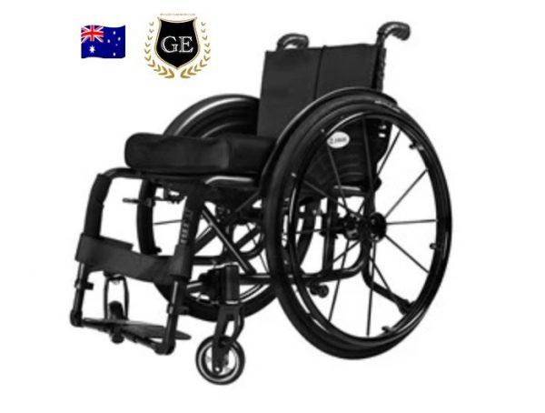Sport Wheelchair black
