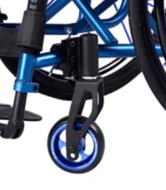 Sport Wheelchair front wheels