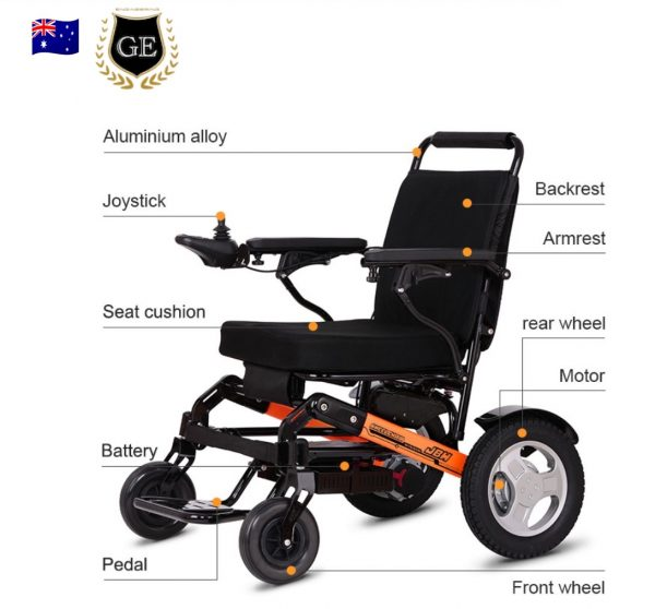 Electric Mobility Wheelchair details