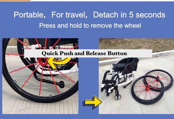 Sport Wheelchair 9