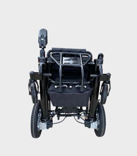 Efficiently packing wheelchair 2