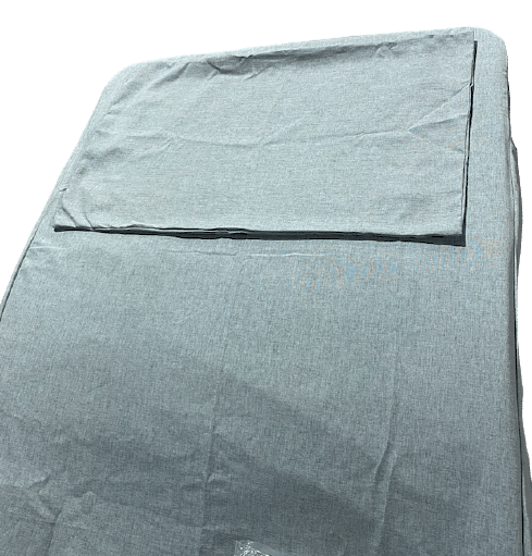 Electric Single Mattress with Adjustable Backrest