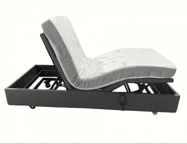 Adjustable Electric Timber Bed
