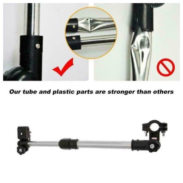 Foldable Heavy Duty Manual Wheelchair