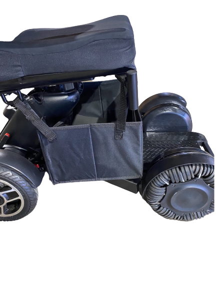 IGET1 Electric Wheelchair Scooter with unique Omnidirectional Wheels